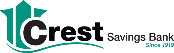 Crest Savings Bank Logo